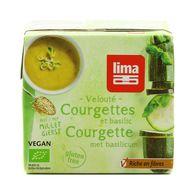 5411788043656 - Lima - Velouté bio de courgettes au basilic et millet