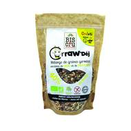 3770001404356 - Biscru - Craw dej', graines germées enrobées de cacao