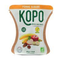 3770006385056 - Kopo - Pépites 100 fruits Bio - Pomme Banane