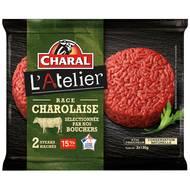 3181238955656 - Charal - Haché 15% Race Charolaise