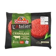 3181238955656 - Charal - Haché 15% Race Charolaise