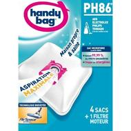 4006508186556 - Handy Bag - Sacs aspirateur PH86- AEG, Electrolux, Philips, Tornado