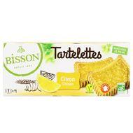 3380380086656 - Bisson - Tartelettes citron bio vegan