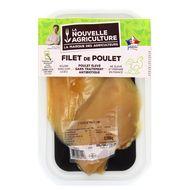 3435660768156 - La Nouvelle Agriculture - 2 Filets poulet jaune
