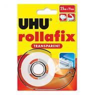 4026700369656 - Uhu - Dévidoir adhésif Rollafix transparent