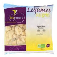 3760125200057 - Bioregard - Fleurettes de choux fleur bio