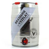 3760222501057 - Brasserie De Vezelay - Bière Blanche Bio