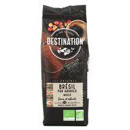 3700110001757 - Destination - Café bio Brésil moulu pur arabica