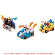 3417762404057 - Vtech - Dinos Riders- Petits Dinos transformables- Switch and Go