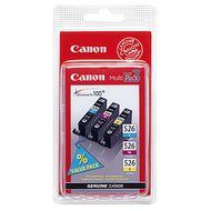 8714574554457 - Canon - Cartouches d'encre couleurs- BCLI526