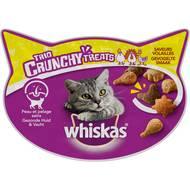 Whiskas - Trio Crunchy Treats Friandises saveurs volailles pour chat