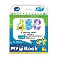 3417764806057 - Magibook - Vtech - Abc à la découverte de l'alphabet