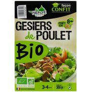 3422210437501 - Nature De France - Gésiers de Poulet Bio