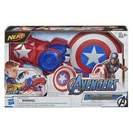 5010993667857 - Nerf - Lanceur de bouclier Captain America