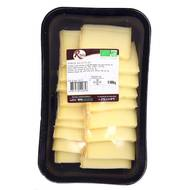 3387270120858 - R Bio - Fromage à raclette Bio tranche