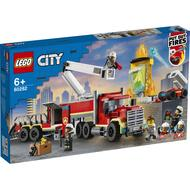 5702016911558 - LEGO® City - 60282- L'unité de commandement des pompiers