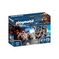 4008789702258 - PLAYMOBIL® Novelmore - Chevaliers Novelmore avec canon et loups