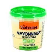 3375160803158 - La Sablaise - Mayonnaise fraîche bio