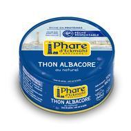 3263670033458 - Phare d'Eckmuhl - Thon naturel Albacore Pêche Responsable