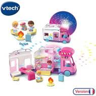 3417765293658 - Vtech - Tut Tut Copains Camping car magique avec projection lumineuse