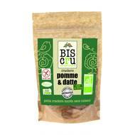 3770001404158 - Biscru - Crackers pomme datte sans cuisson bio Raw
