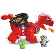 3417765196058 - Vtech - William gentil dragon flamme- Tut Tut Copains
