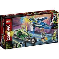5702016616958 - LEGO® Ninjago - 71709- Les bolides de Jay et Lloyd
