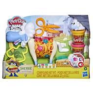 5010993699858 - Play-Doh - Sherrie brebis Animal Crew- Pâte à modeler