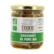 3356650310059 - Terroir de Caractère - Cassoulet de porc Bio