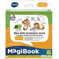 3417764620059 - Vtech - Magibook- Mes 200 premiers mots Français / Anglais