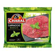 3181232180559 - Charal - Carpaccio basilic dont 30g d'accompagnement