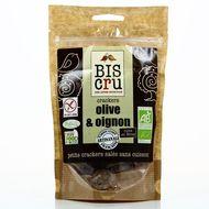 3770001404059 - Biscru - Crackers bio olive et oignon sans cuisson Raw