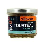 3375160004159 - La Sablaise - Rillettes de tourteau & aromates