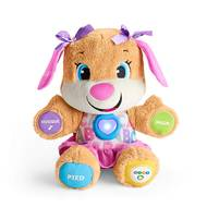 0887961614459 - Fisher-Price - Peluche interactive Sis Eveil progressif