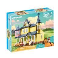 4008789094759 - PLAYMOBIL® Spirit - Maison de Lucky