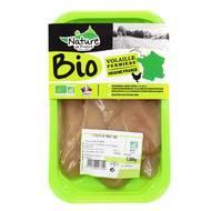 3422210435859 - Nature De France - Filet de poulet blanc Bio