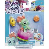 5010993376759 - Hasbro - Figurine Bébé Poney- Sirène ami de coquillage- My Little Pony