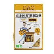 3497900007159 - DAO - Biscuits salé bio Comté