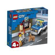 5702016617559 - LEGO® City - 60241- L'unité cynophile de police