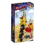 5702016367959 - LEGO® Movie 2 - 70823- Le tricycle d'Emmet !