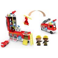 3417765298059 - Vtech - Tut Tut Copains- Super camion pompiers interactif