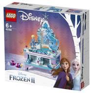 5702016368659 - LEGO® Disney Princess - 41168- La boîte à bijoux d'Elsa