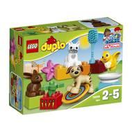 5702015869959 - LEGO® DUPLO® - 10838- Les animaux de compagnie