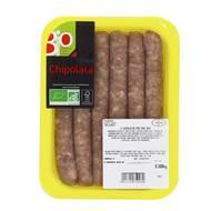 3423314750060 - Puigrenier - Chipolatas Pur Porc x6 bio