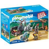 4008789700360 - PLAYMOBIL® Novelmore - Starter Pack- Duel de Chevaliers