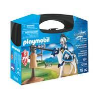 4008789701060 - PLAYMOBIL® Knights - Valisette Chevalier et entrainement
