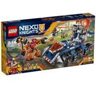5702015591560 - LEGO® Nexo-knights - 70322- Le transporteur de tour d'Axl