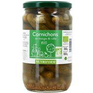 3022820002160 - Nutriform - Cornichons au vinaigre de Cidre bio