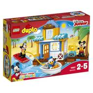 5702015593960 - LEGO® DUPLO® - 10827- La maison à la plage de Mickey et ses amis