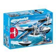 4008789094360 - PLAYMOBIL® Action - Hydravion de police